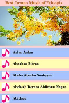 Best Oromo Music of Ethiopia poster