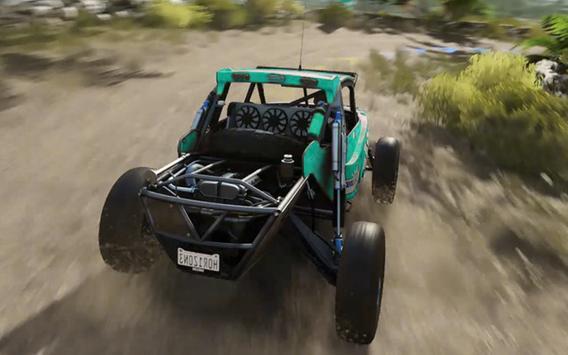 4x4 Offroad Jeep Driver Sim 3D poster