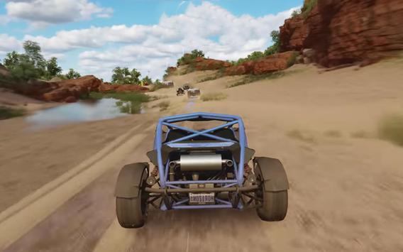4x4 Offroad Jeep Driver Sim 3D screenshot 1