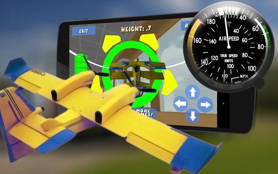 Real RC Airplane Flight Sim 3D screenshot 7