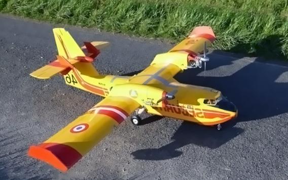 Real RC Airplane Flight Sim 3D screenshot 5