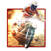 🏍️Offroad Dirt Bike Racing 3D icon
