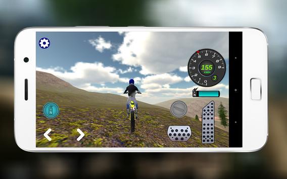 🏍️Offroad Dirt Bike Racing 3D screenshot 3