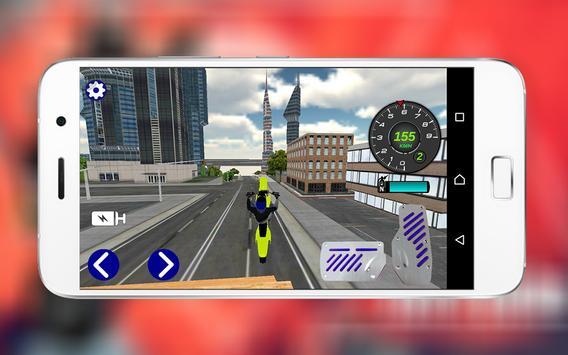 Extreme Stunt MotorBike Ride3D apk screenshot