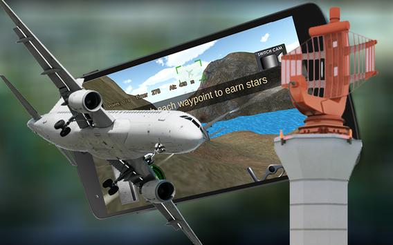 Fly Airplane Flight Simulator screenshot 8