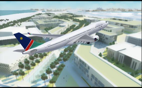 Fly Airplane Flight Simulator screenshot 12