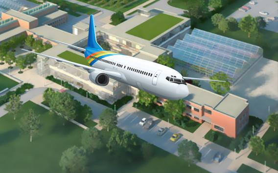 Fly Airplane Flight Simulator screenshot 1