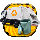 🚛City Garbage Truck Driver 3D icon