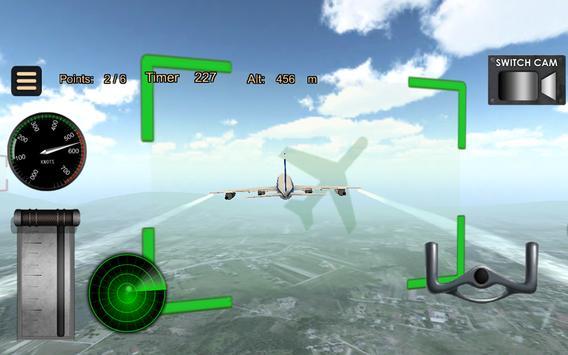 ✈️️Fly Airplane Flight Sim 3D! screenshot 6