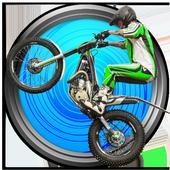 🏍️ RC Bike Motocross Stunt 3D icon