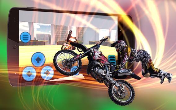 🏍️ RC Bike Motocross Stunt 3D screenshot 10