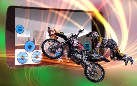 🏍️ RC Bike Motocross Stunt 3D screenshot 3