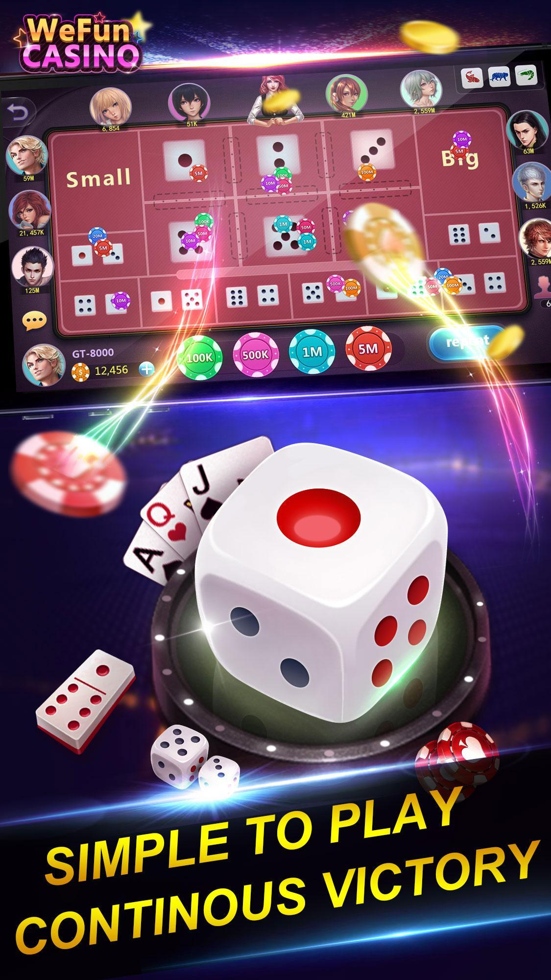 Sicbo Online Dice Dadu Free Coins For Android Apk Download