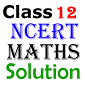 Class 12 Maths Solutions NCERT icon