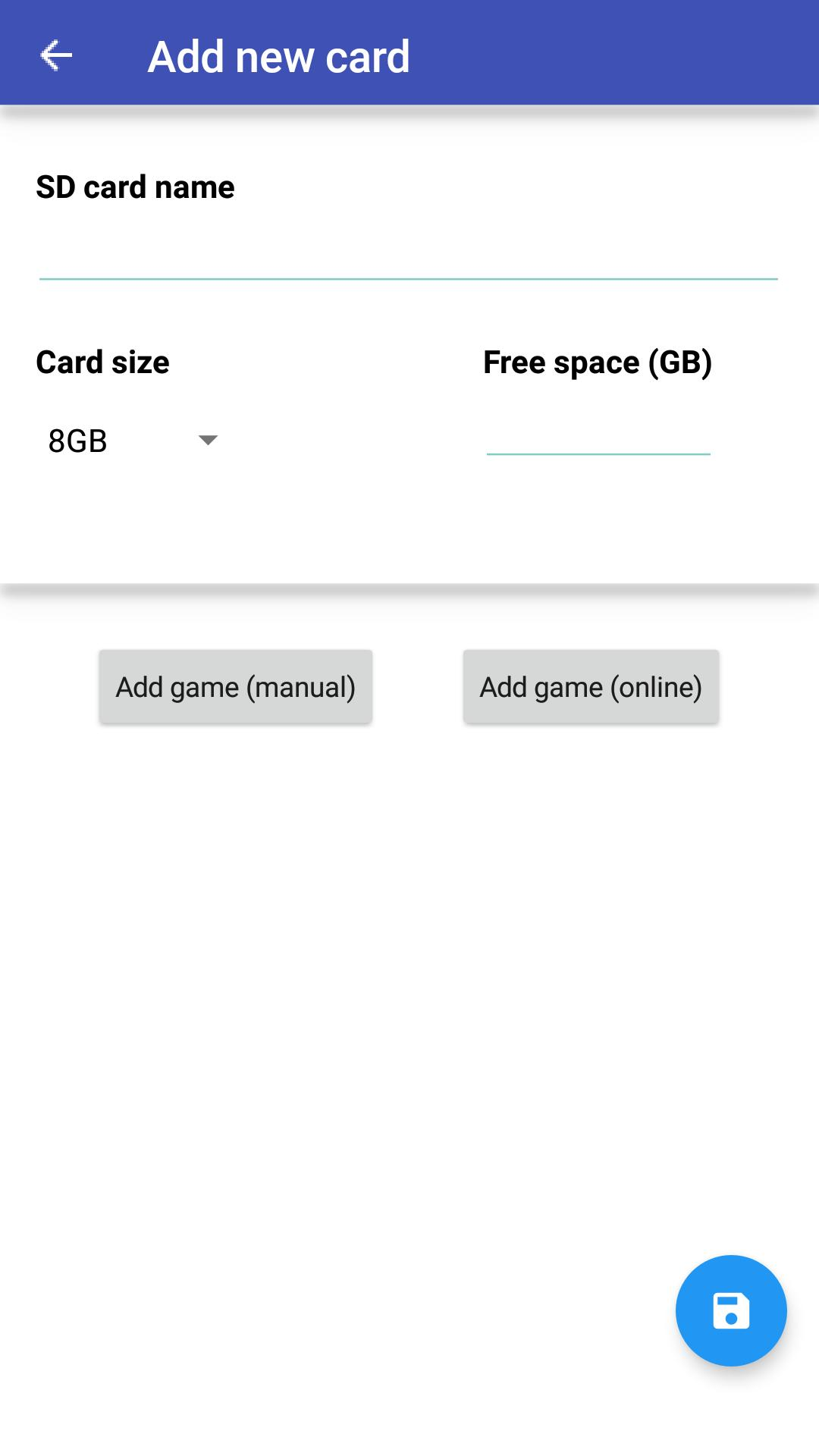 Switch SD Card Manager for Android - APK Download