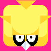 Crazy Bird - fight angry birds icon