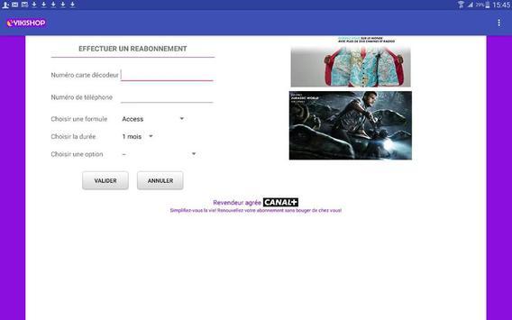 Yikishop apk screenshot