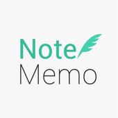 NoteMemo icon