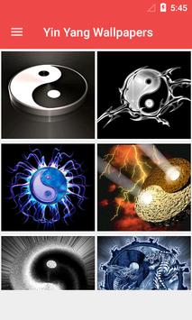 Yin Yang Wallpapers poster