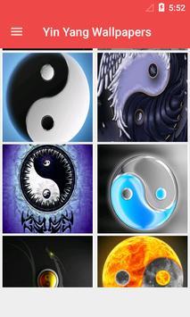 Yin Yang Wallpapers apk screenshot