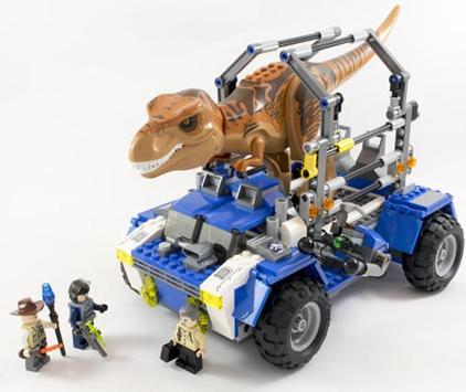 Kingdom Jurassic Dino Toys poster