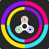 Color Spinner Jump icon