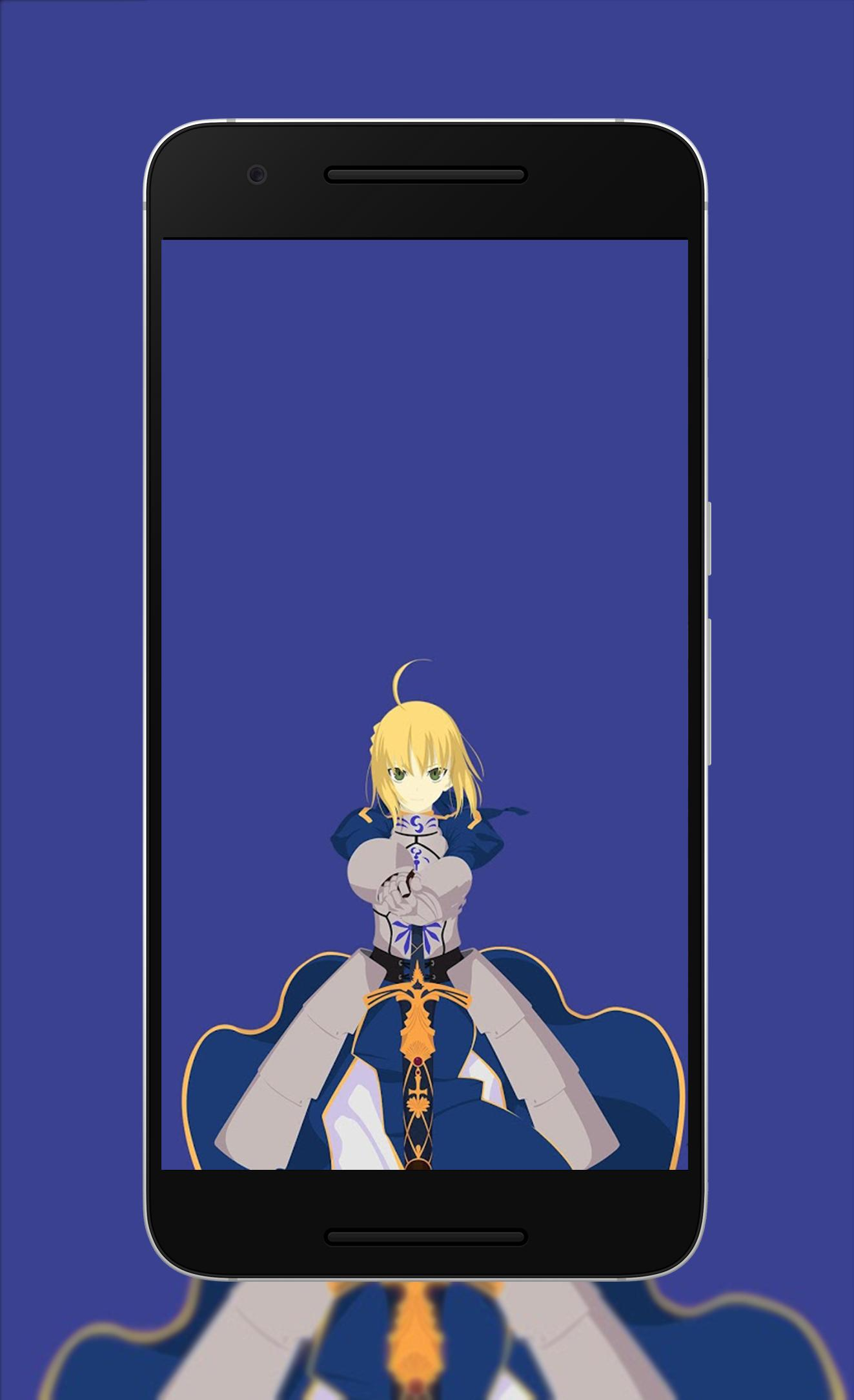 Anime Minimalist Wallpaper For Android Apk Download
