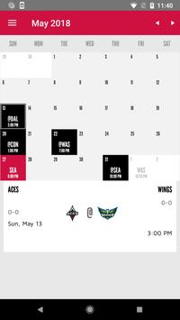 Las Vegas Aces Mobile screenshot 2