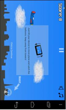 Fly the plane apk screenshot