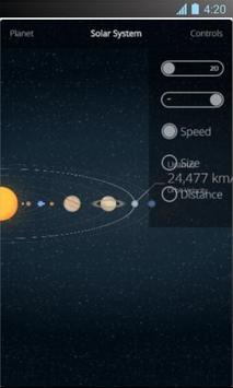 Solar System apk screenshot