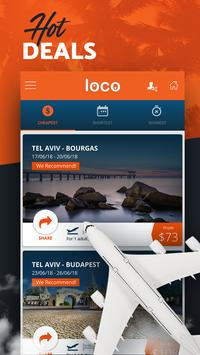 Loco - Cheap Flights, Hotels & Vacation Packages screenshot 4