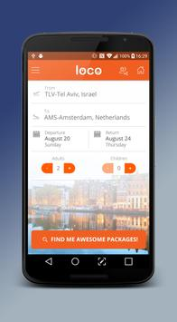 Loco - Cheap Flights, Hotels & Vacation Packages screenshot 5