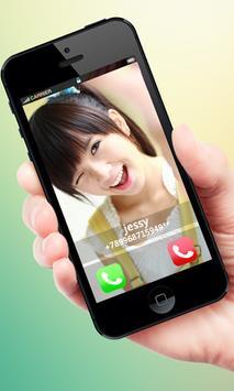 Full Screen Caller Image poster