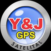 Y&J GPS Satelital icono