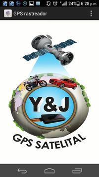 Y&J GPS Satelital Poster