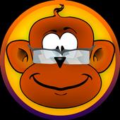 Feed Hungry Lazy Monkey icon