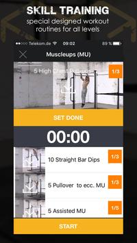Ykings Calisthenics Workouts screenshot 3
