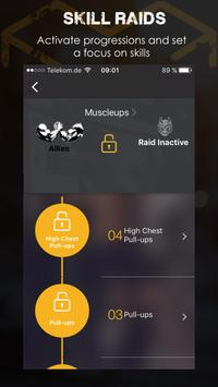 Ykings Calisthenics Workouts screenshot 2