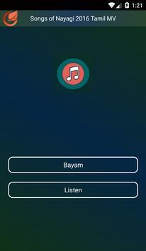 Songs of Nayagi 2016 Tamil MV screenshot 1