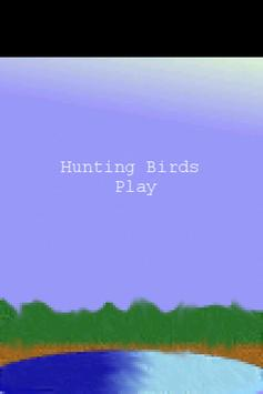 Hunting Birds poster