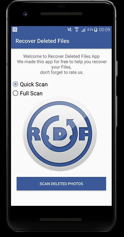 Recover My Files for Android - APK Download