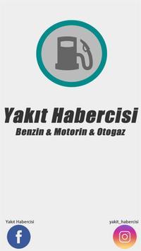 Yakıt Habercisi poster