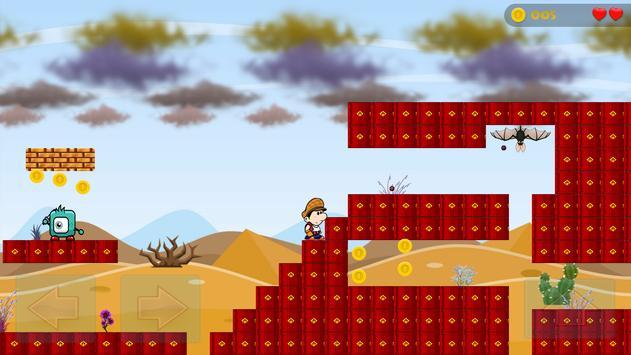 Jungle Castle Run 4 apk screenshot