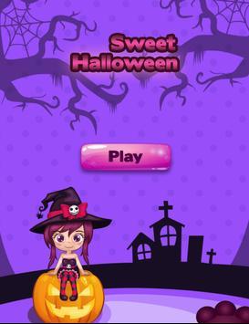 Sweet Halloween poster