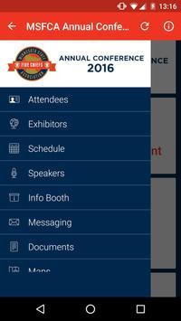 MSFCA Annual Conference 2016 apk screenshot