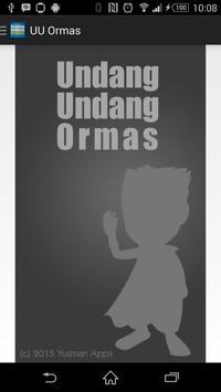 UU Ormas poster
