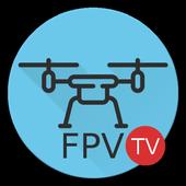 FPV TV Quadcopter videos icon