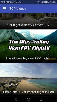 FPV TV Quadcopter videos poster