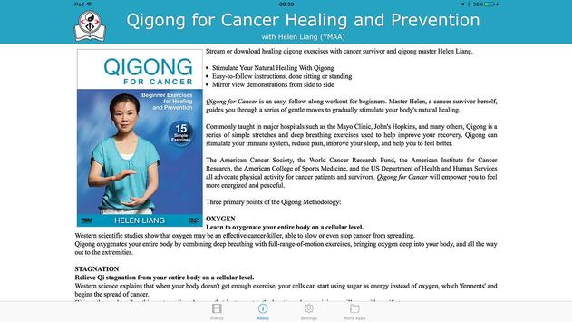 Qigong for Cancer (YMAA) for Android - APK Download