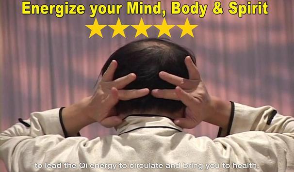 Eight Brocades Qigong Sitting apk screenshot